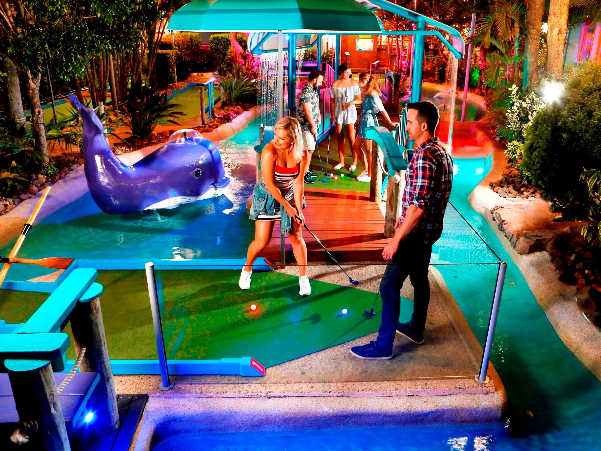 Putt Putt Mermaid Beach - Accommodation Sunshine Coast