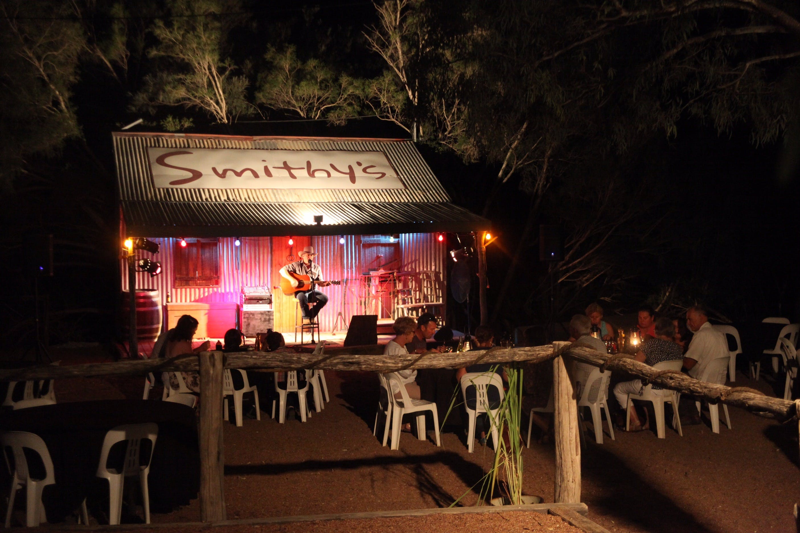 Smithy's Outback Dinner and Show - Accommodation Sunshine Coast