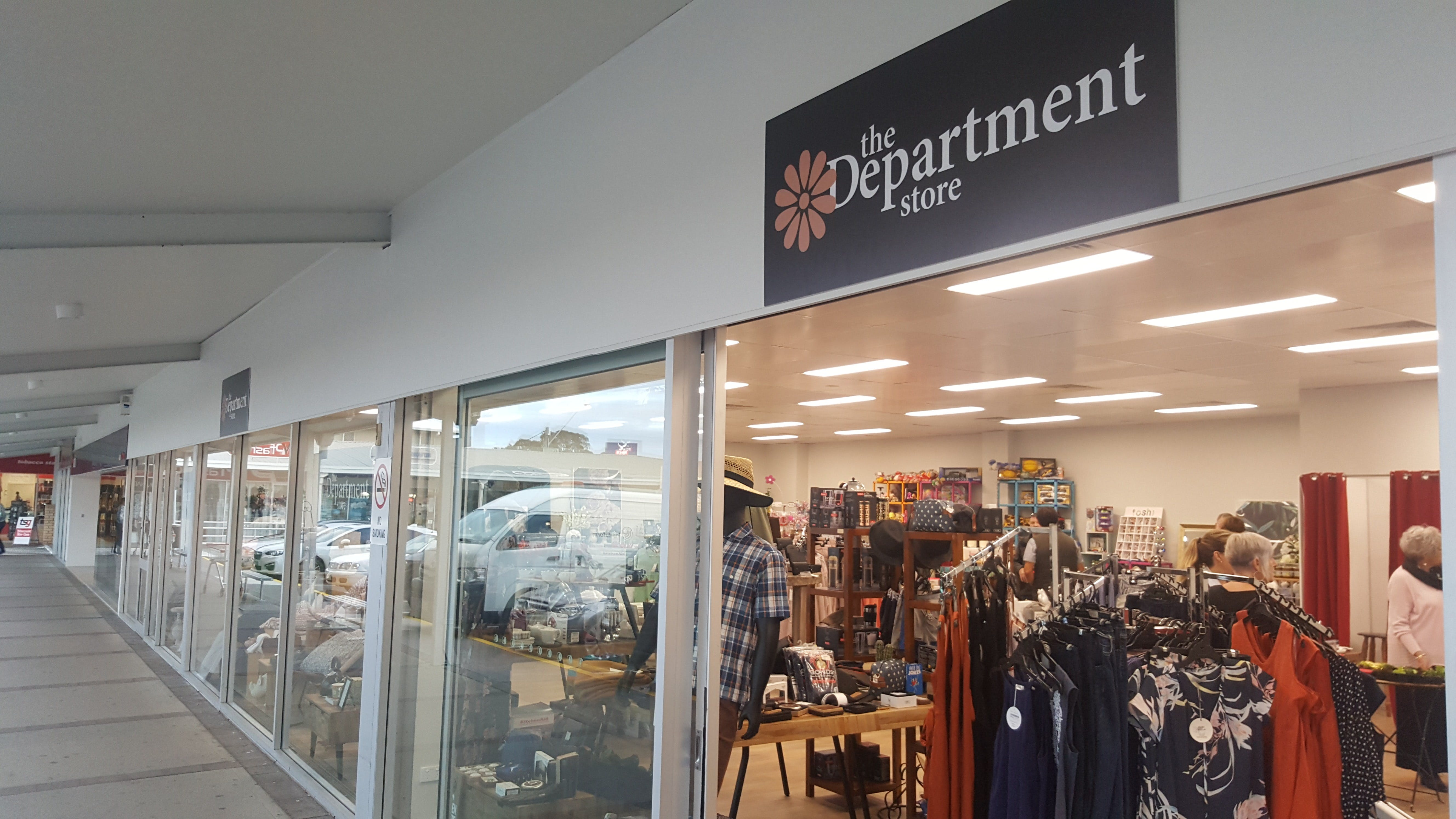 The Department Store Laurieton - Accommodation Sunshine Coast
