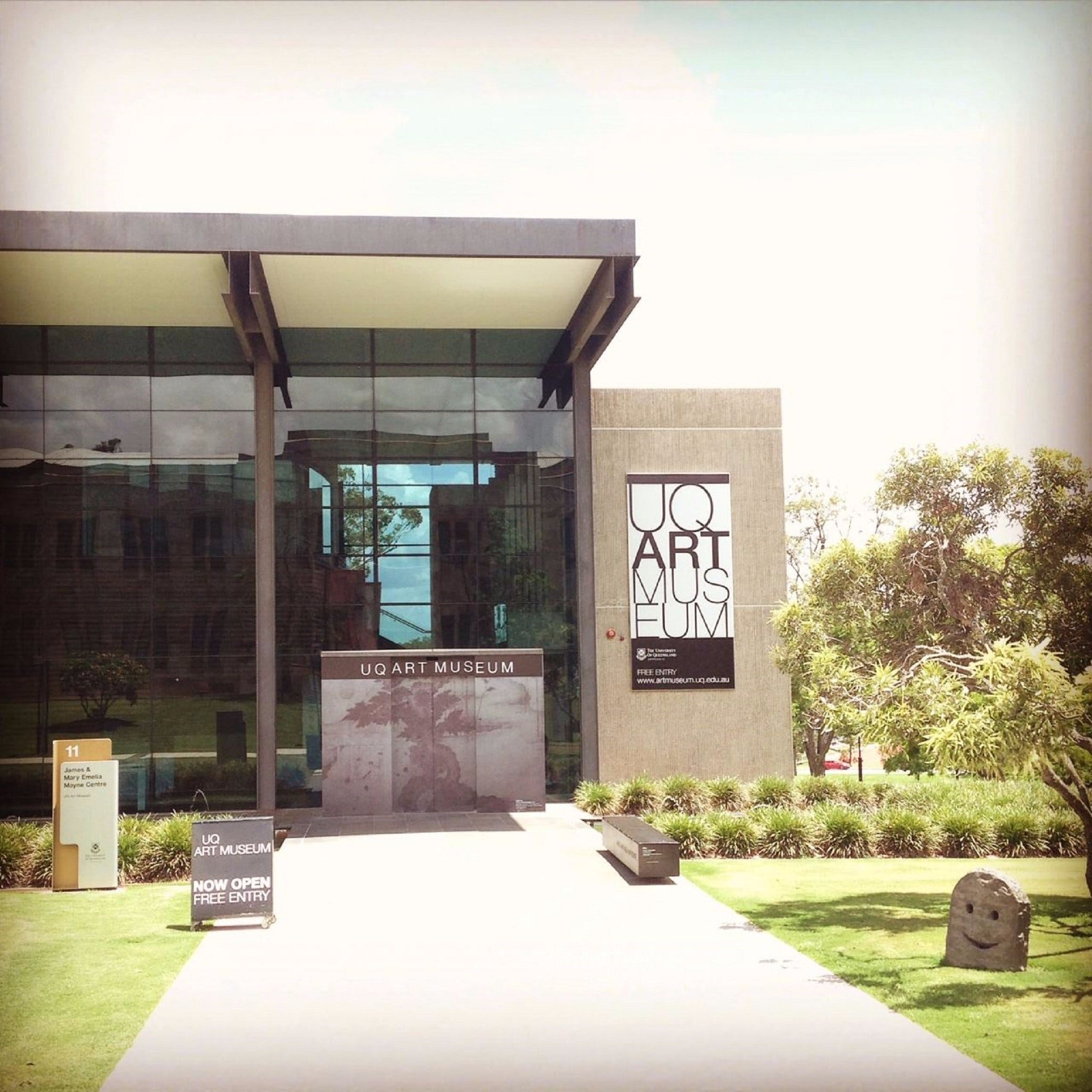 UQ Art Museum - Accommodation Sunshine Coast