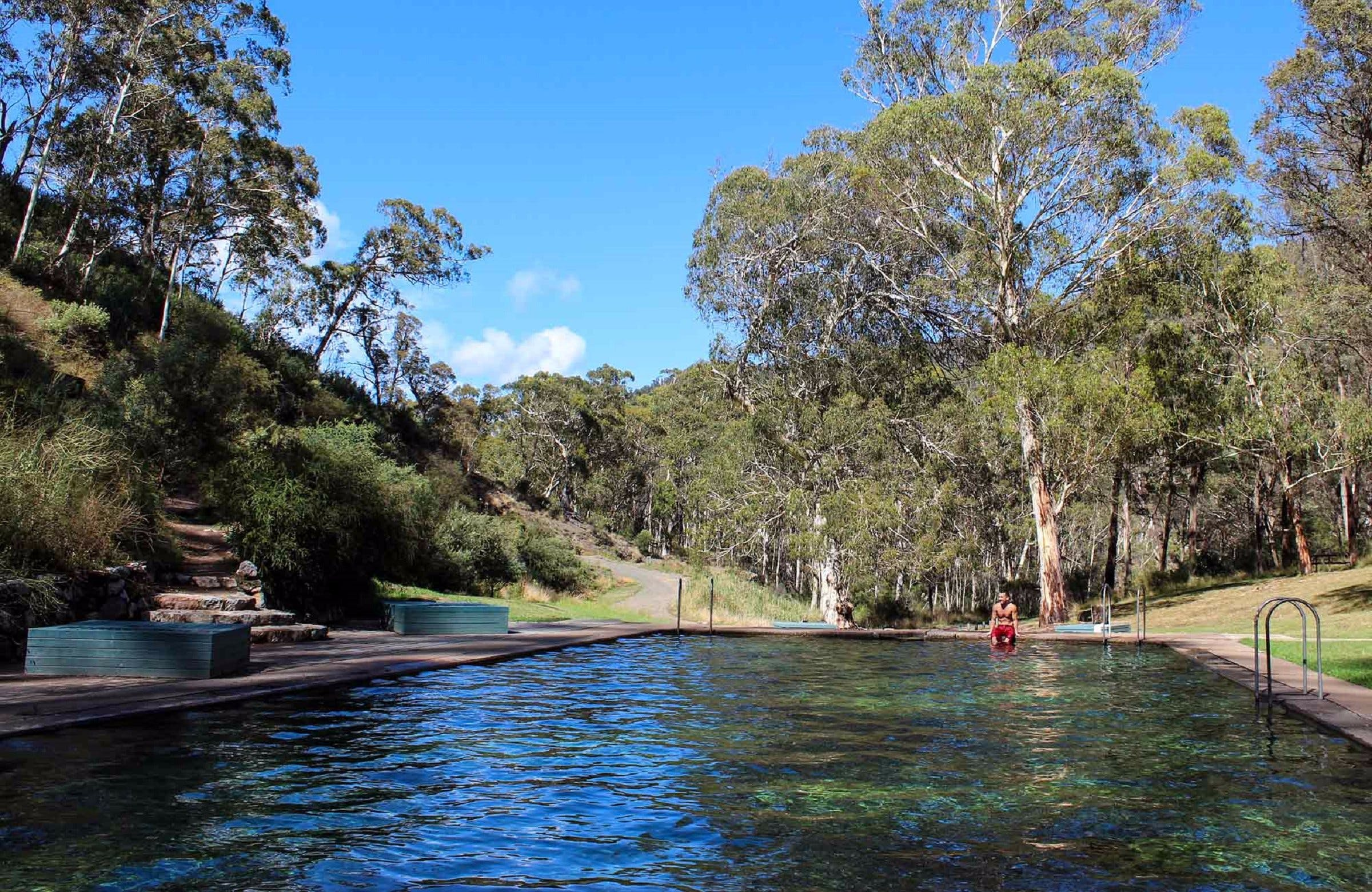 Yarrangobilly Caves Thermal Pool Walk - Accommodation Sunshine Coast