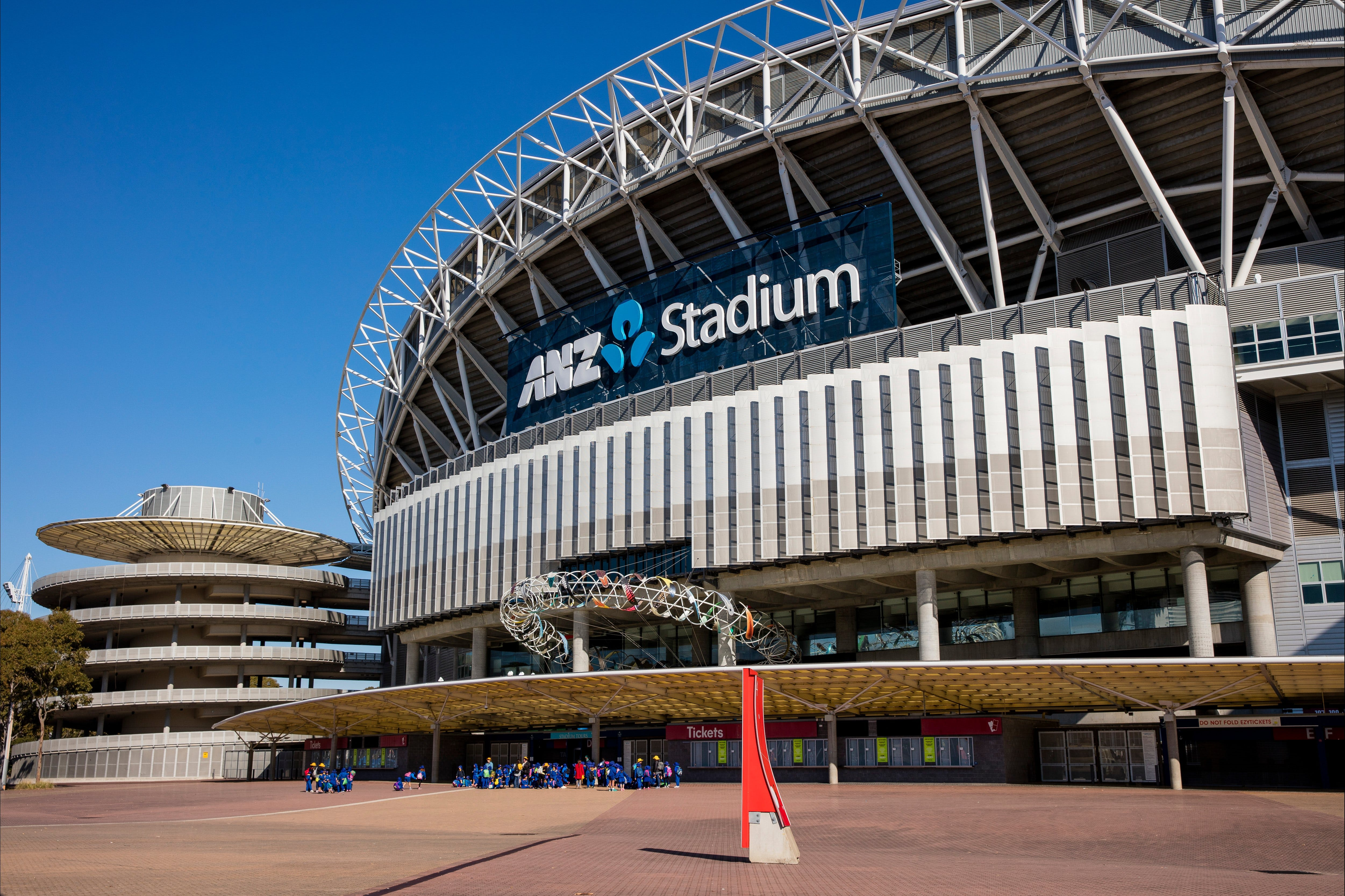 ANZ Stadium - Accommodation Sunshine Coast