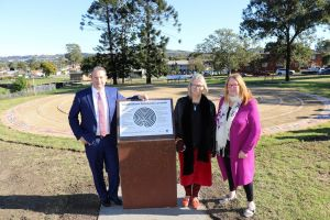 Campbelltown Community Labyrinth - Accommodation Sunshine Coast