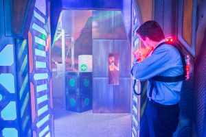 Kingpin Macarthur Square Laser Tag - Accommodation Sunshine Coast