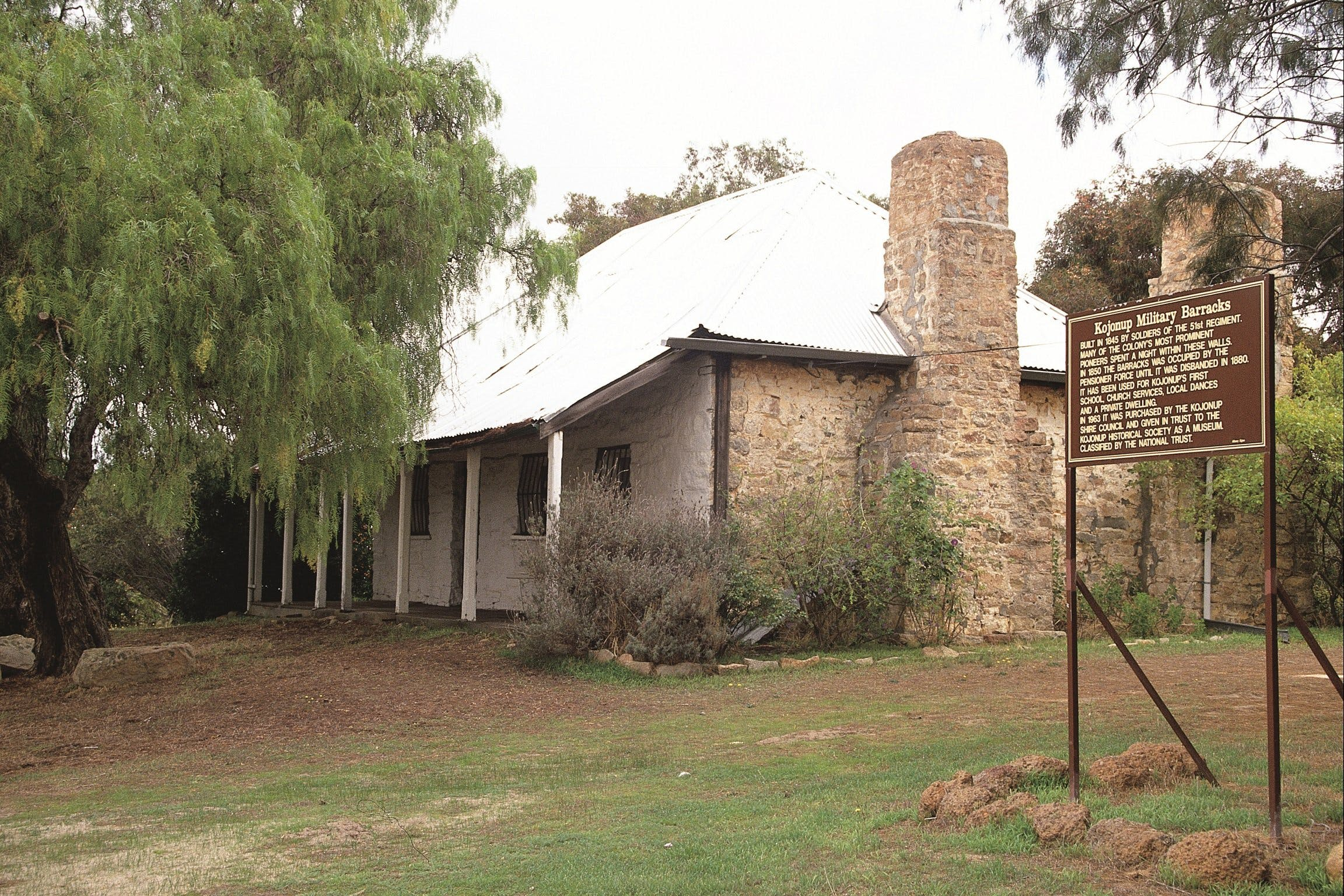 Military Barracks - Accommodation Sunshine Coast