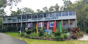 Port Stephens Community Arts Centre Gallery - Accommodation Sunshine Coast