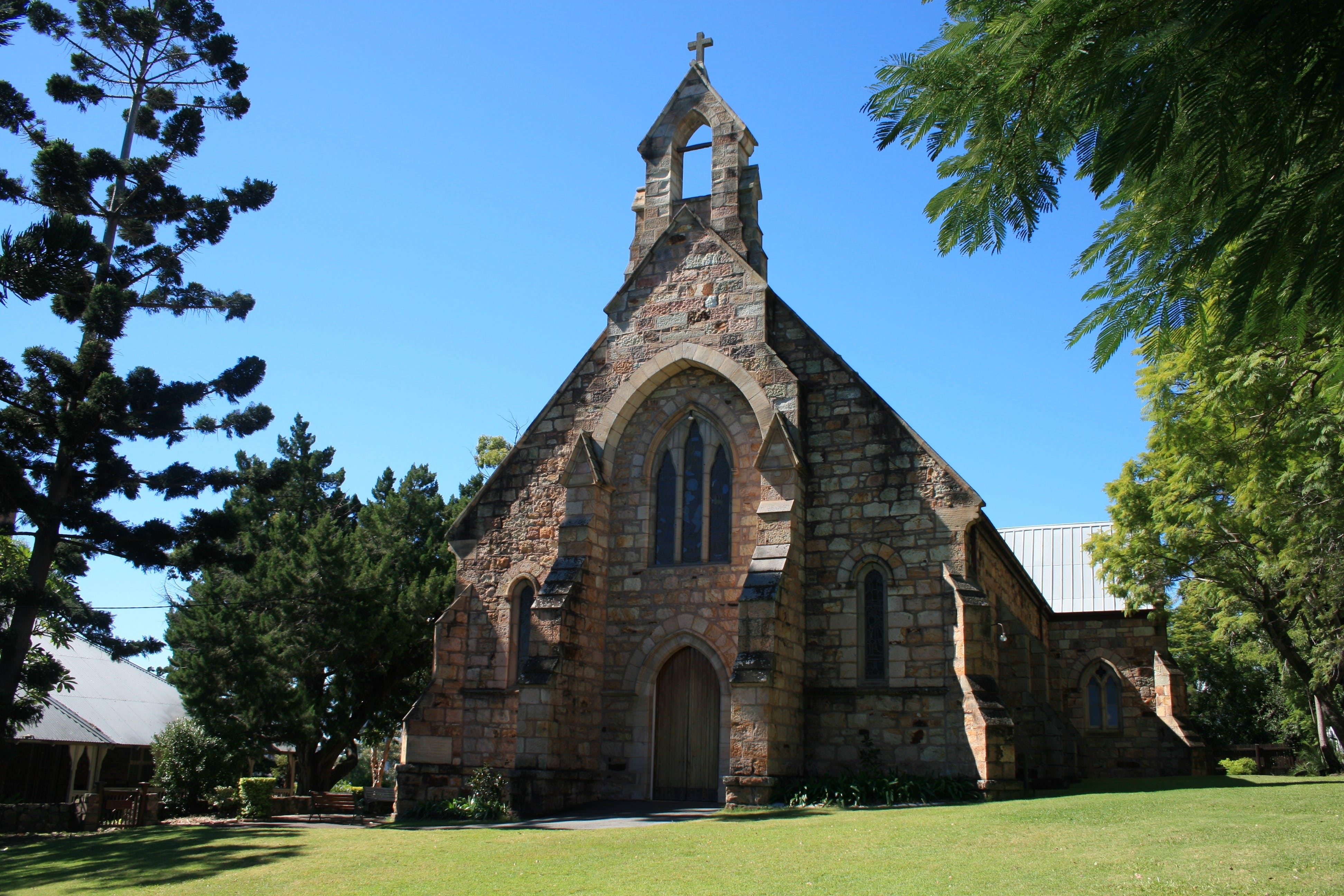 St Marys Anglican Church Memorial Chapel - Accommodation Sunshine Coast