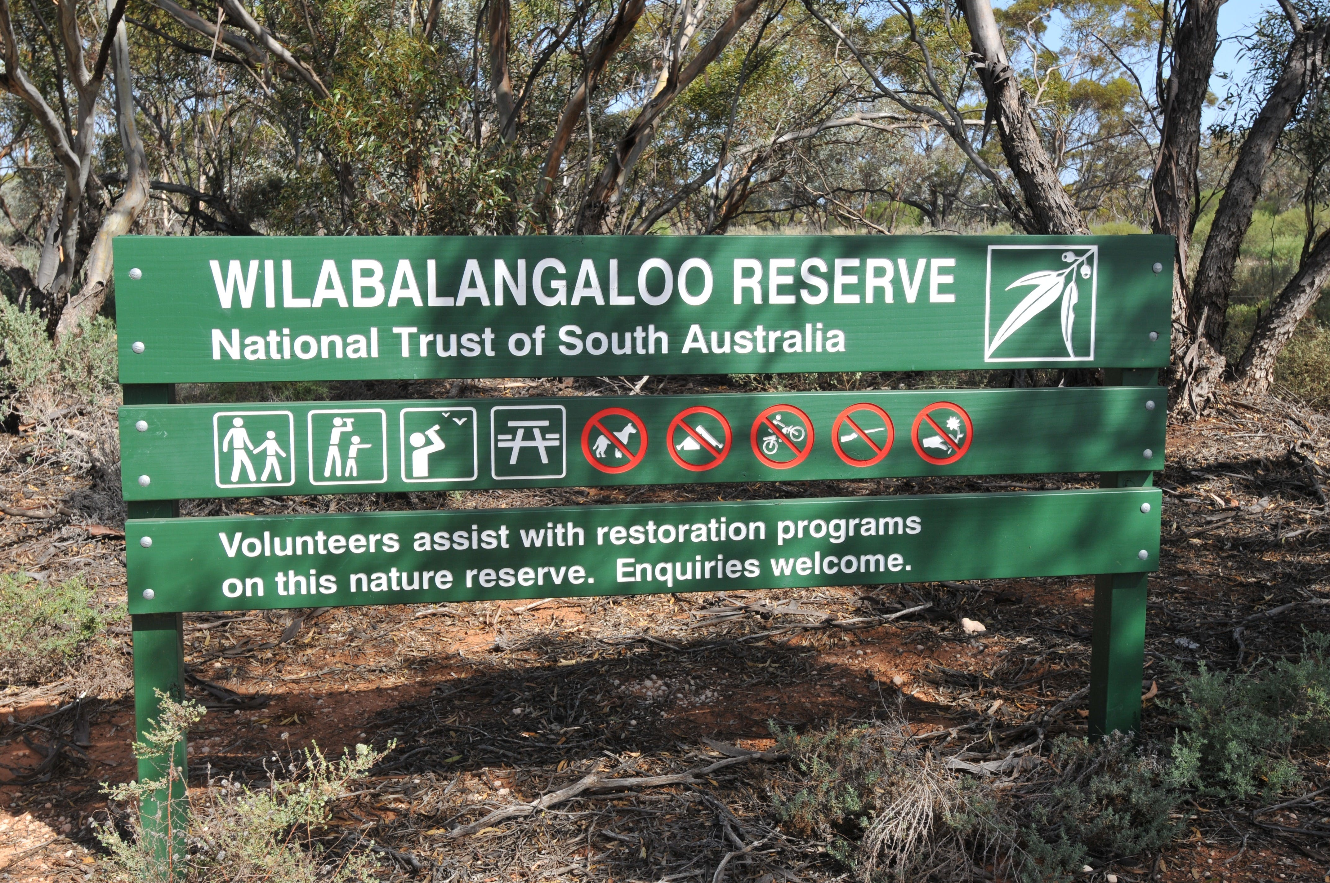 Wilabalangaloo Reserve - Accommodation Sunshine Coast
