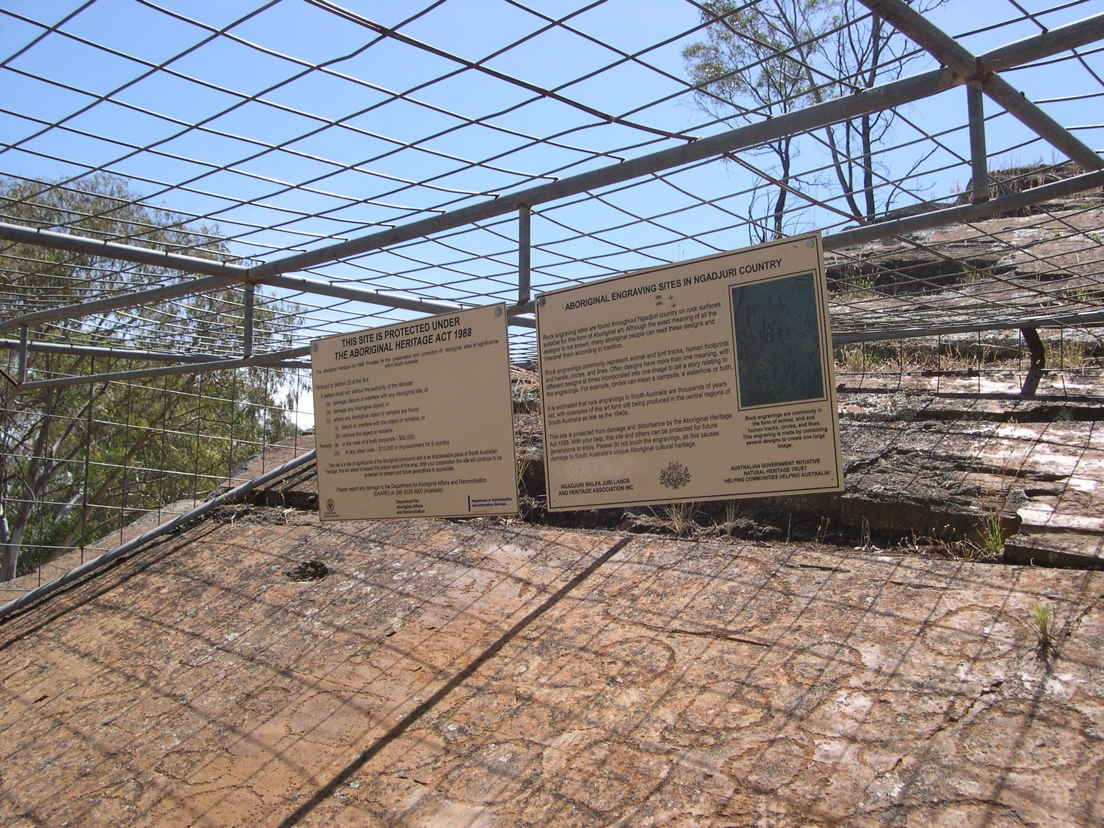 Aboriginal Carvings - Accommodation Sunshine Coast