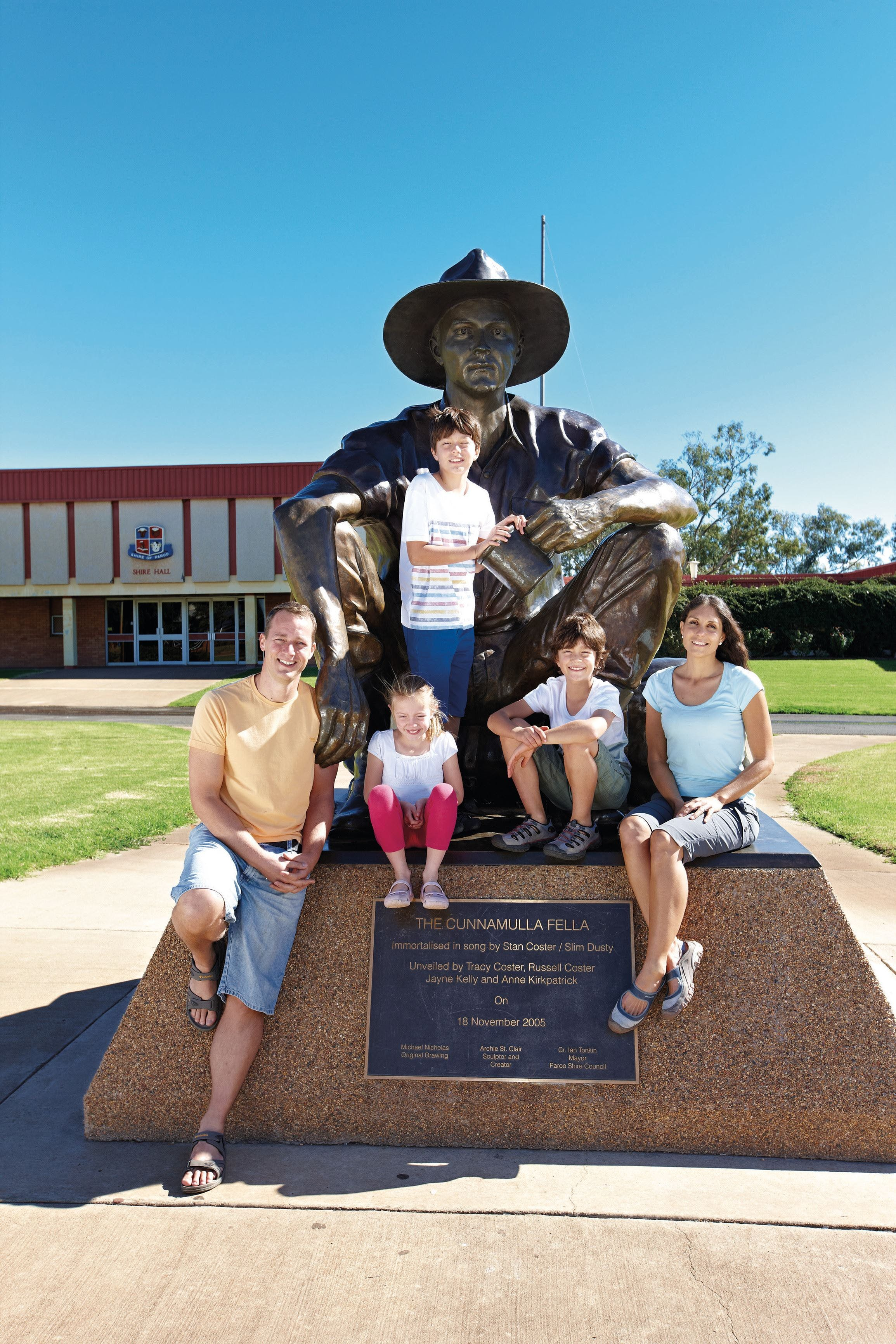 Cunnamulla Fella - Accommodation Sunshine Coast