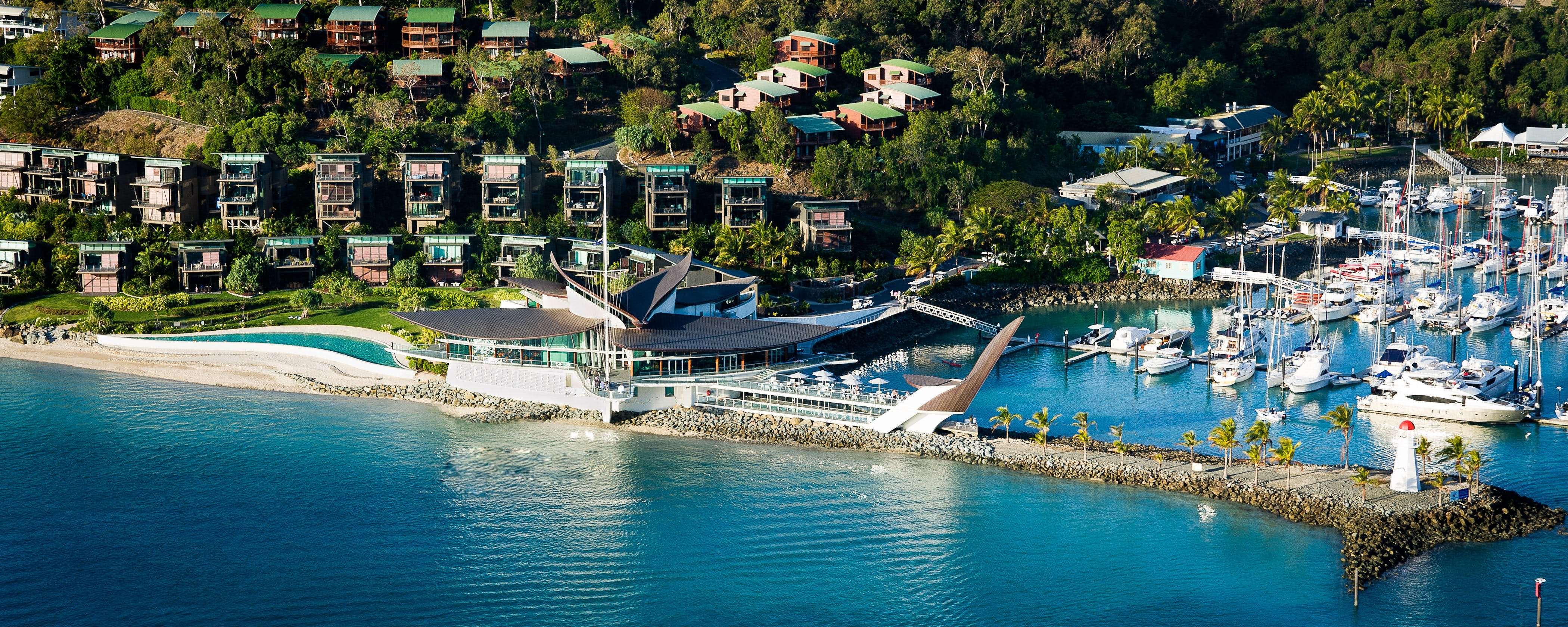 Hamilton Island Yacht Club - Accommodation Sunshine Coast
