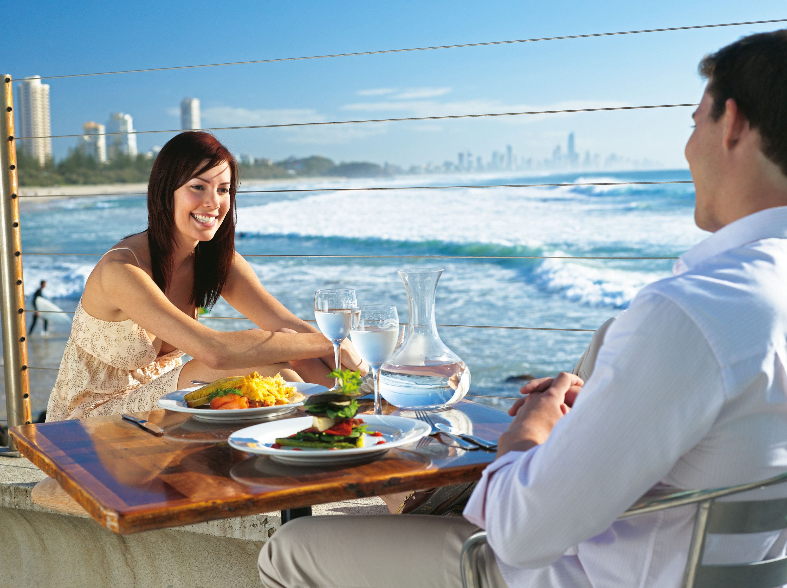 Mermaid Beach - Accommodation Sunshine Coast