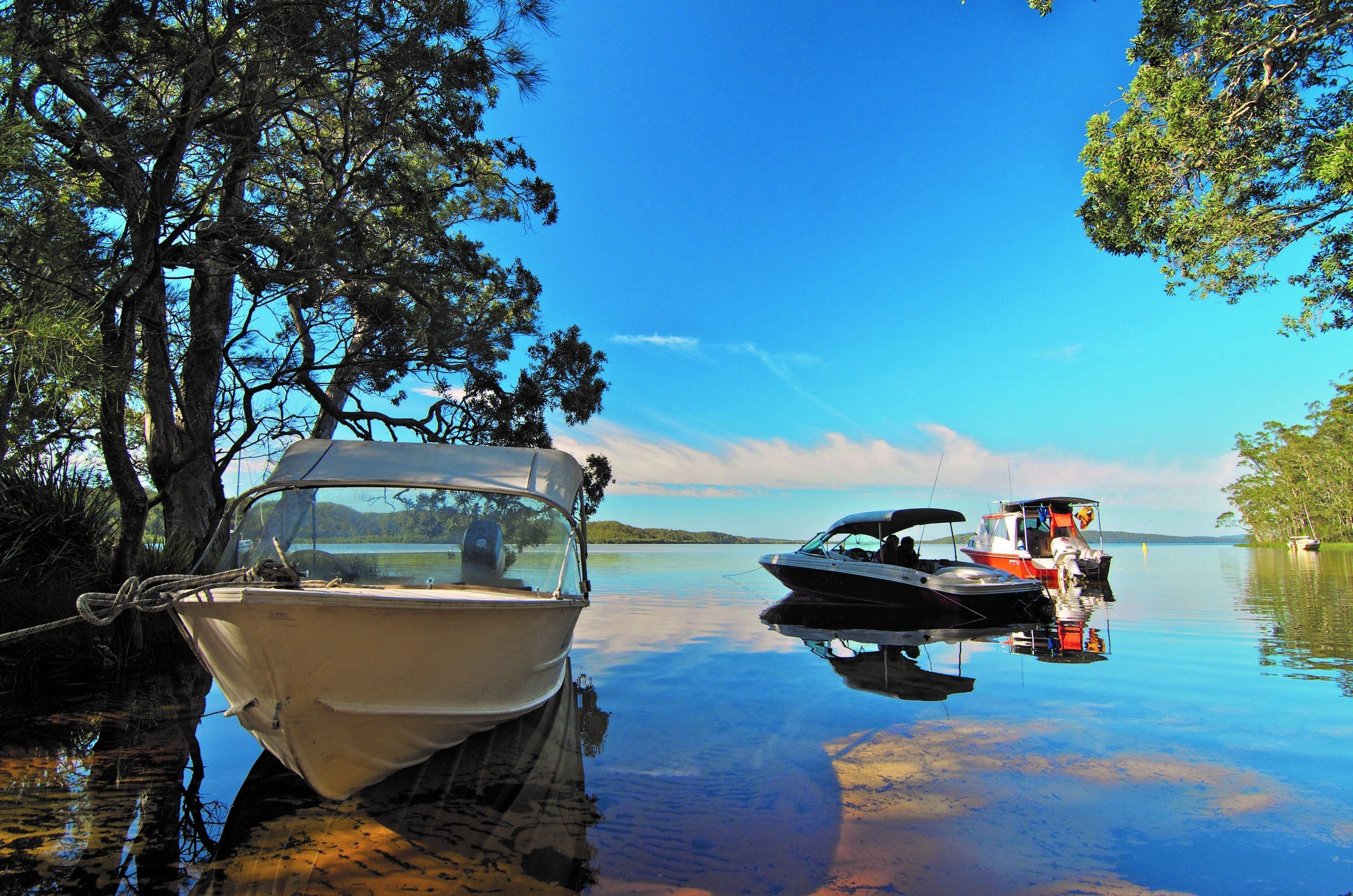 Myall Lakes National Park - Accommodation Sunshine Coast