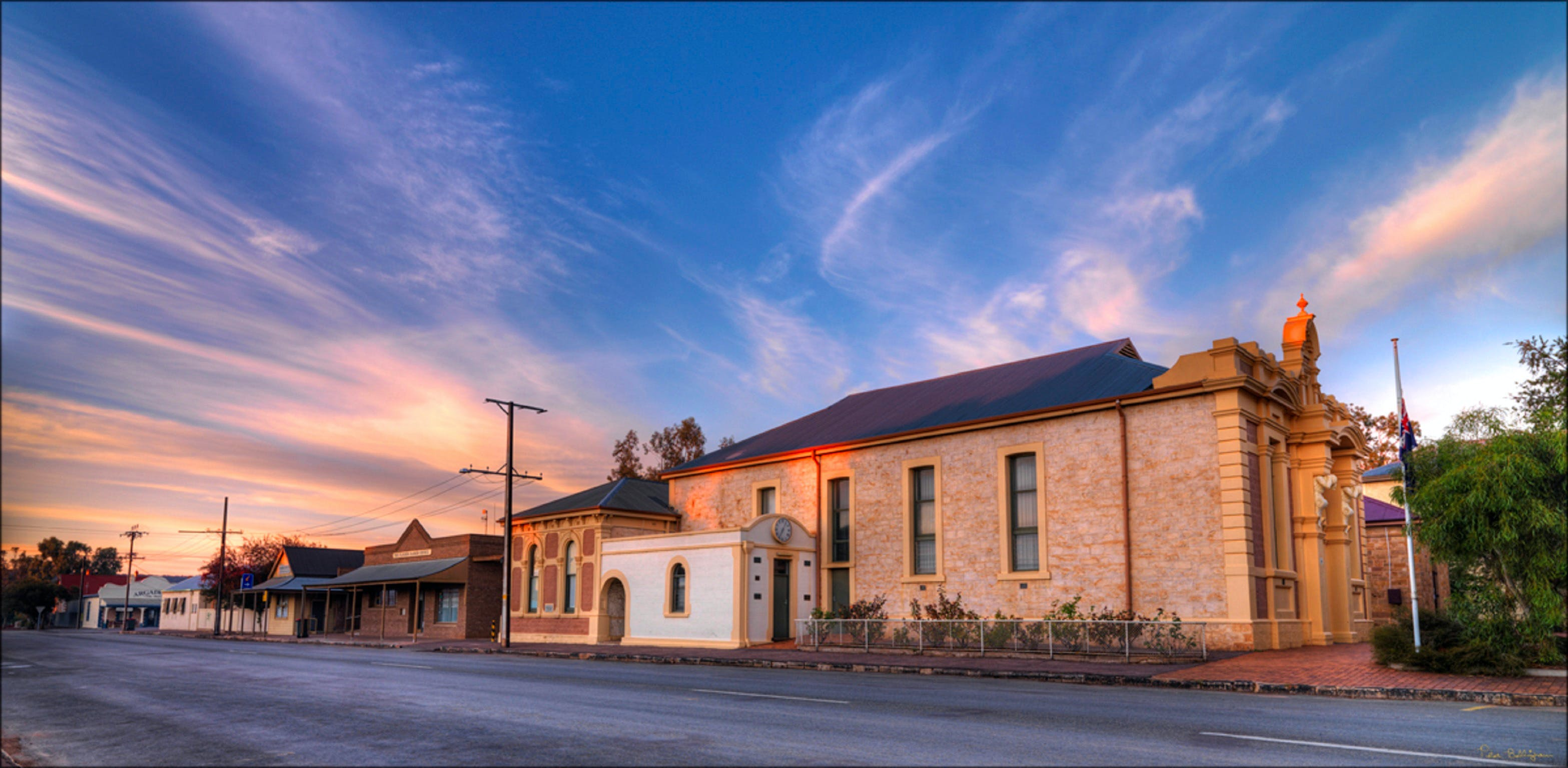 Quorn Historic Building Walk - Accommodation Sunshine Coast