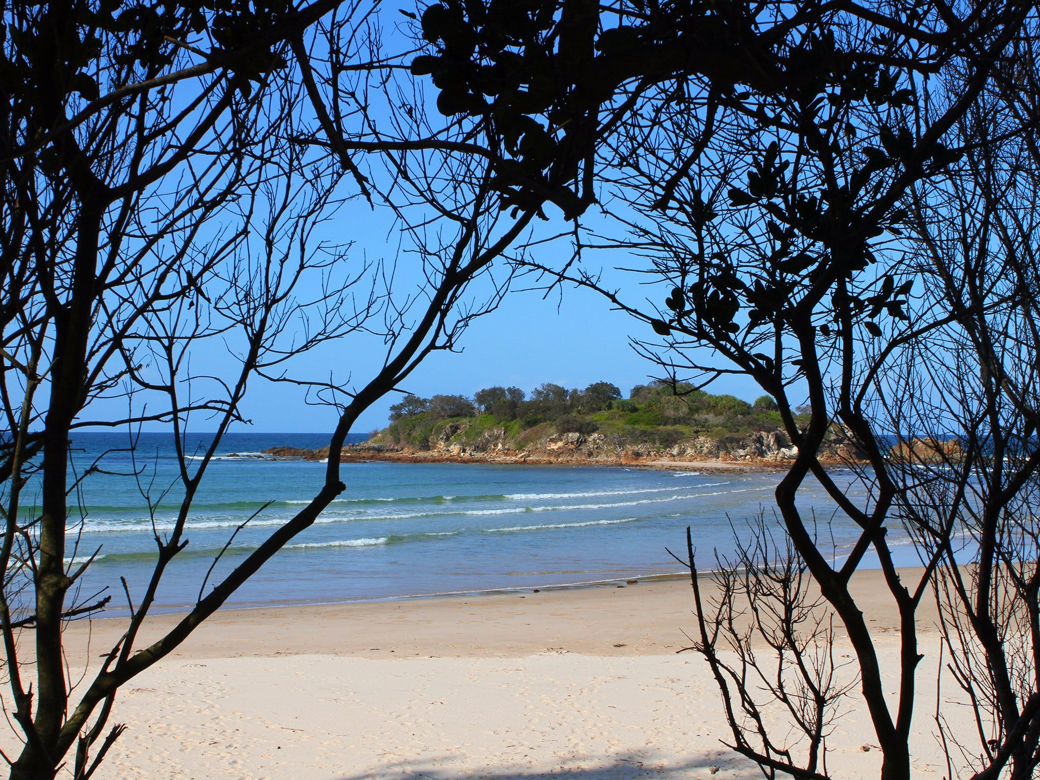 Sandon Beach - Accommodation Sunshine Coast