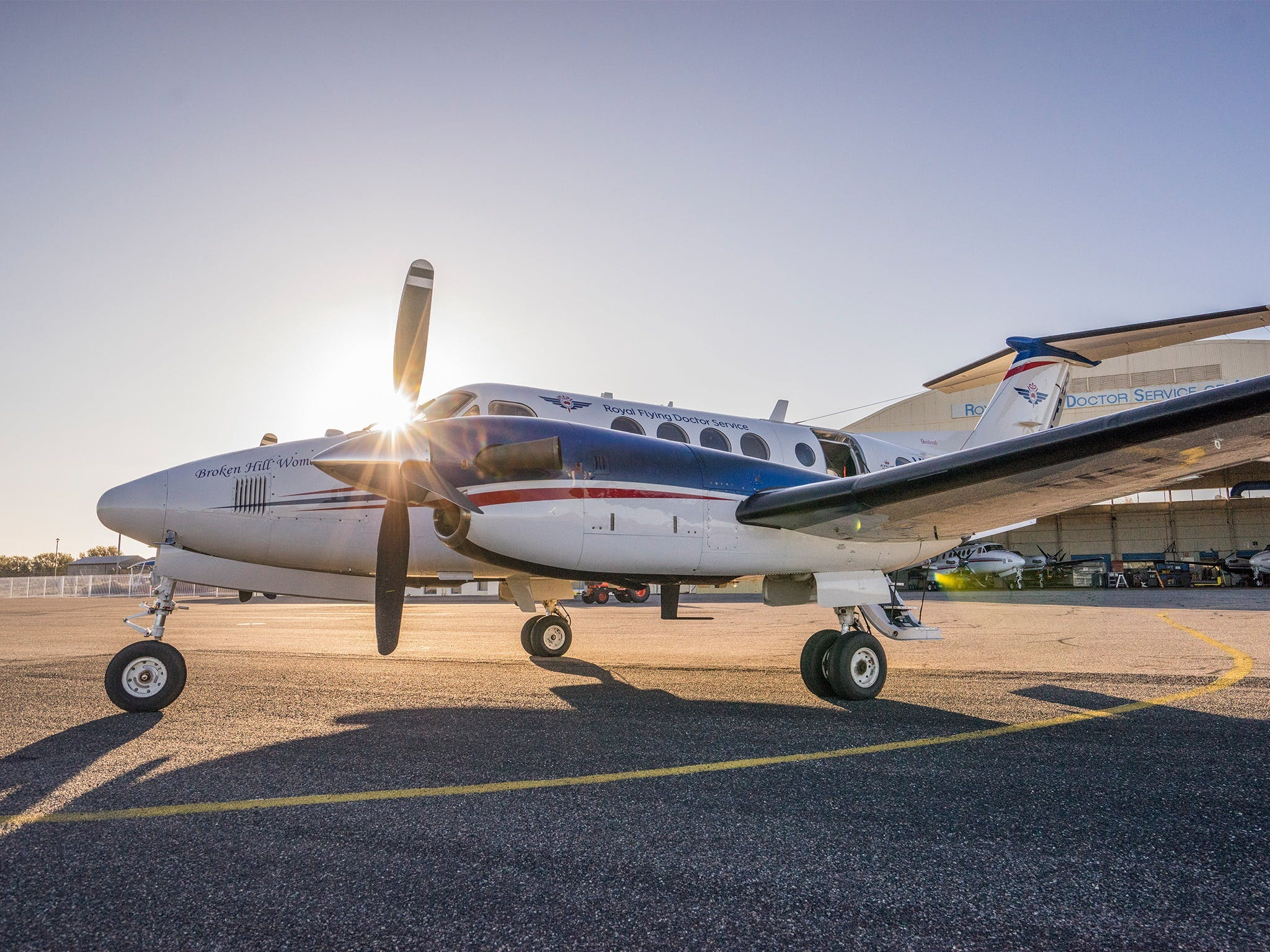 The Royal Flying Doctor Service Outback Experience in Broken Hill - Accommodation Sunshine Coast