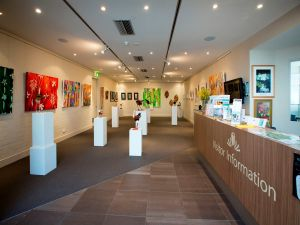 Australian National Botanic Gardens Visitor Centre Gallery - Accommodation Sunshine Coast