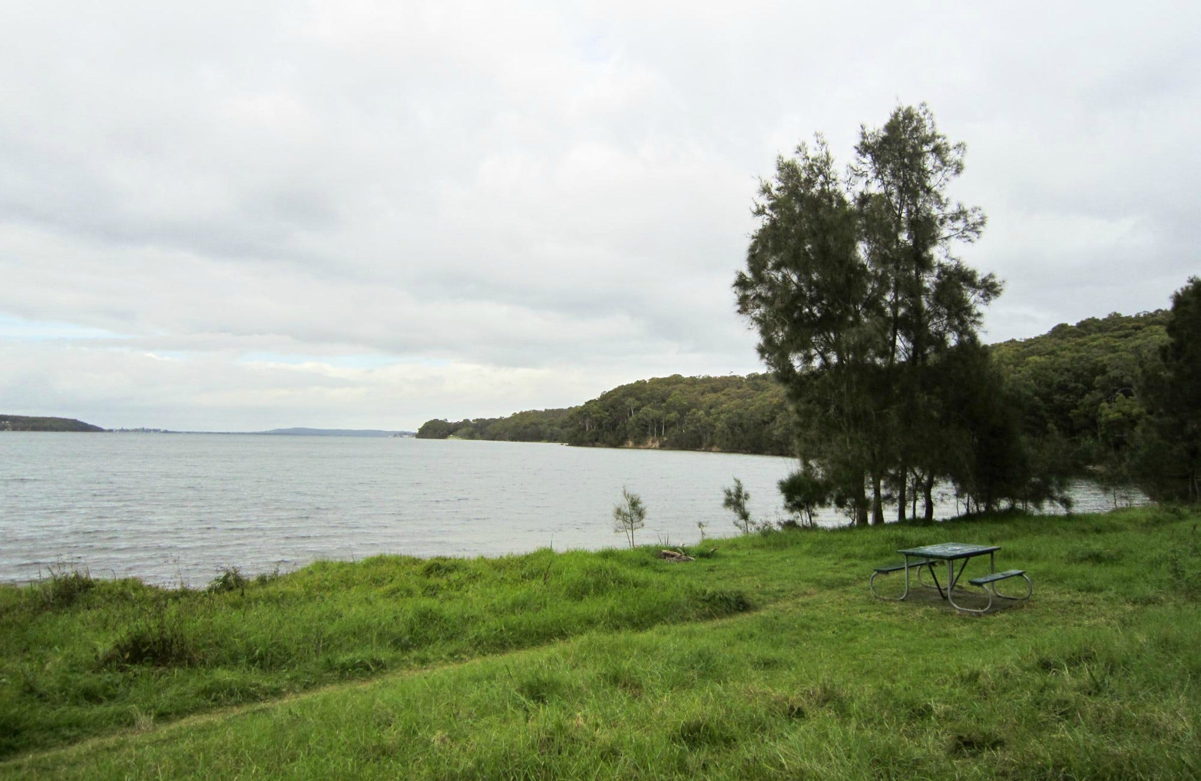 Marmong Picnic Area - Accommodation Sunshine Coast