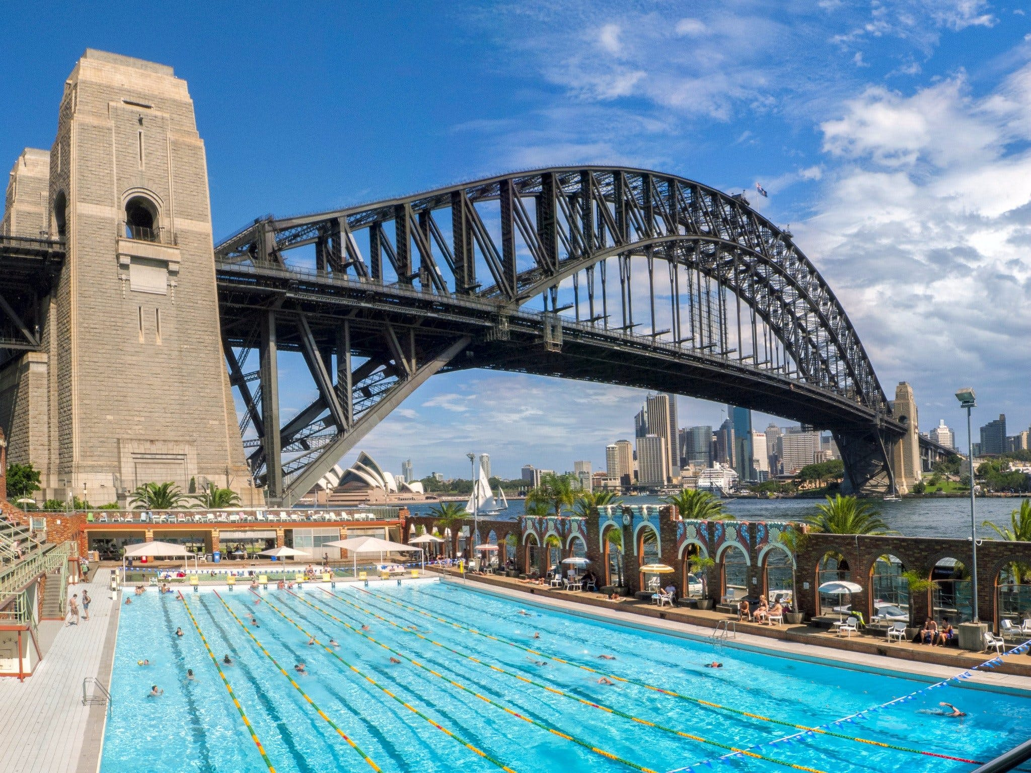 North Sydney Olympic Pool - Accommodation Sunshine Coast