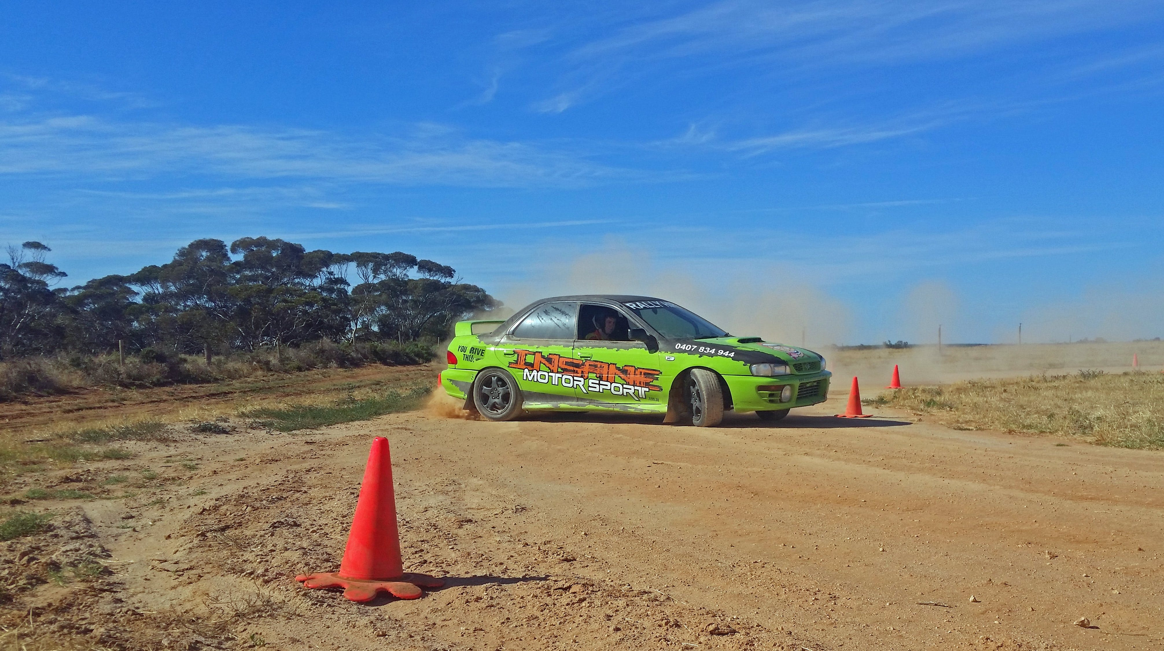 Rally Driving Loveday - Accommodation Sunshine Coast