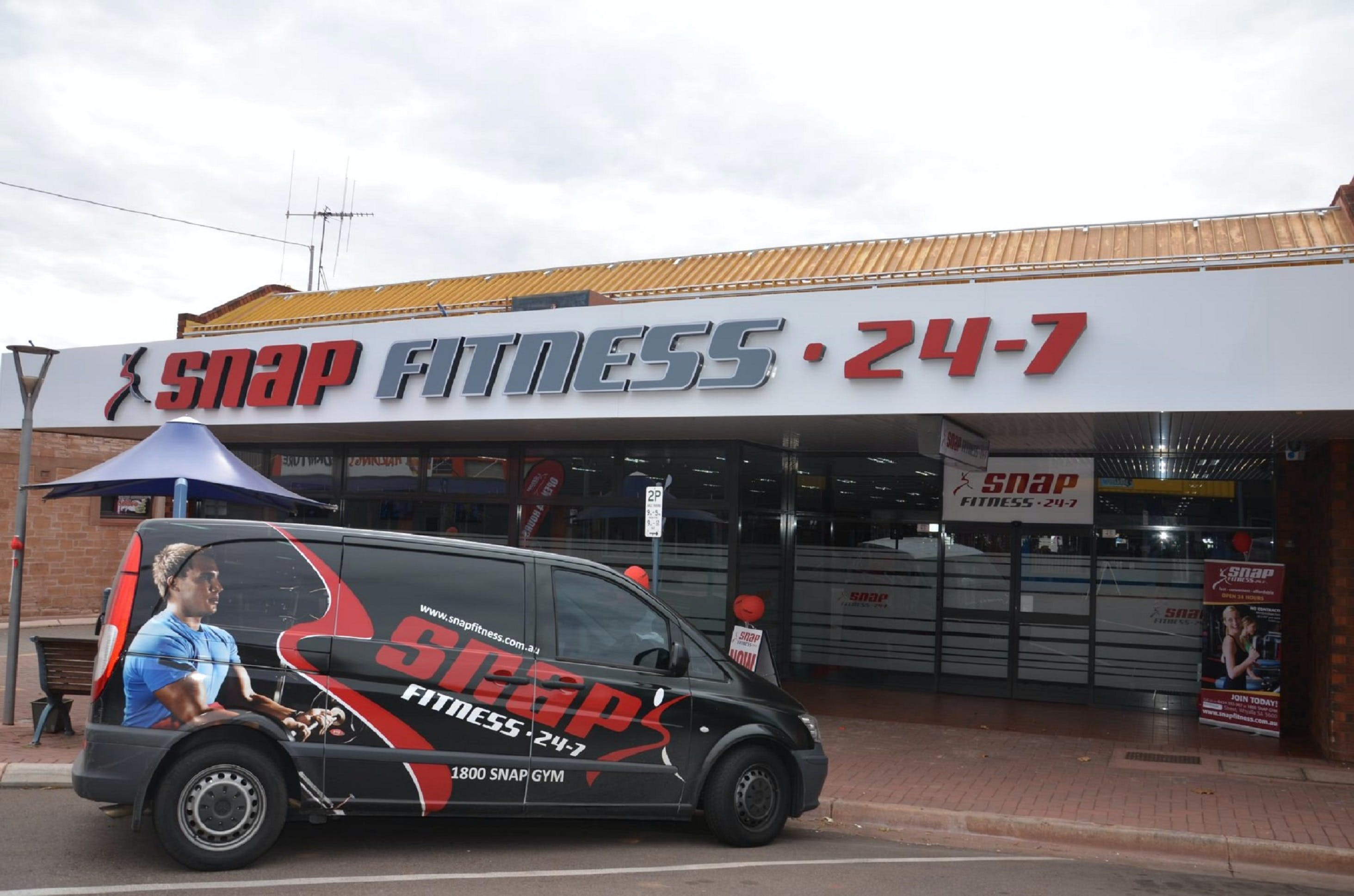 Snap Fitness Whyalla 24/7 gym - Accommodation Sunshine Coast