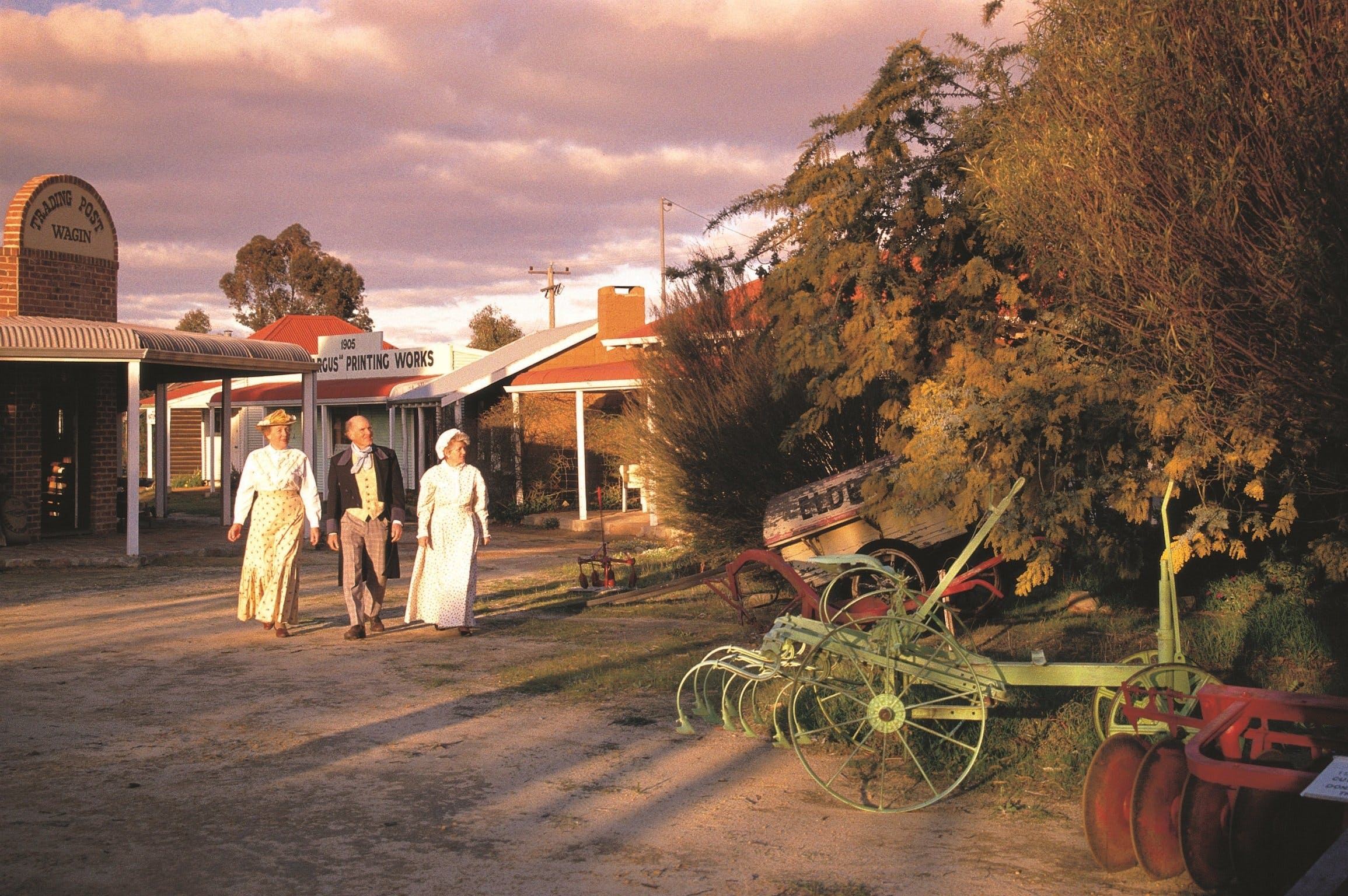 Wagin Historical Village - Accommodation Sunshine Coast