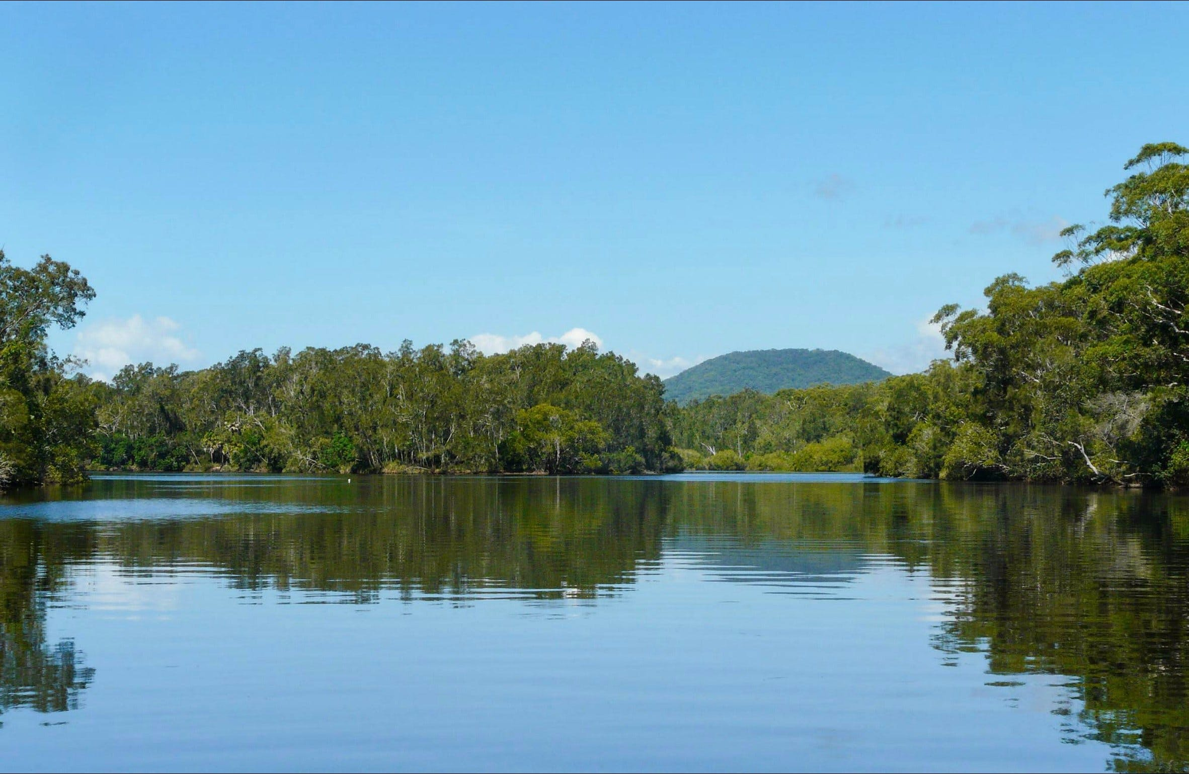 Warrell Creek - Accommodation Sunshine Coast