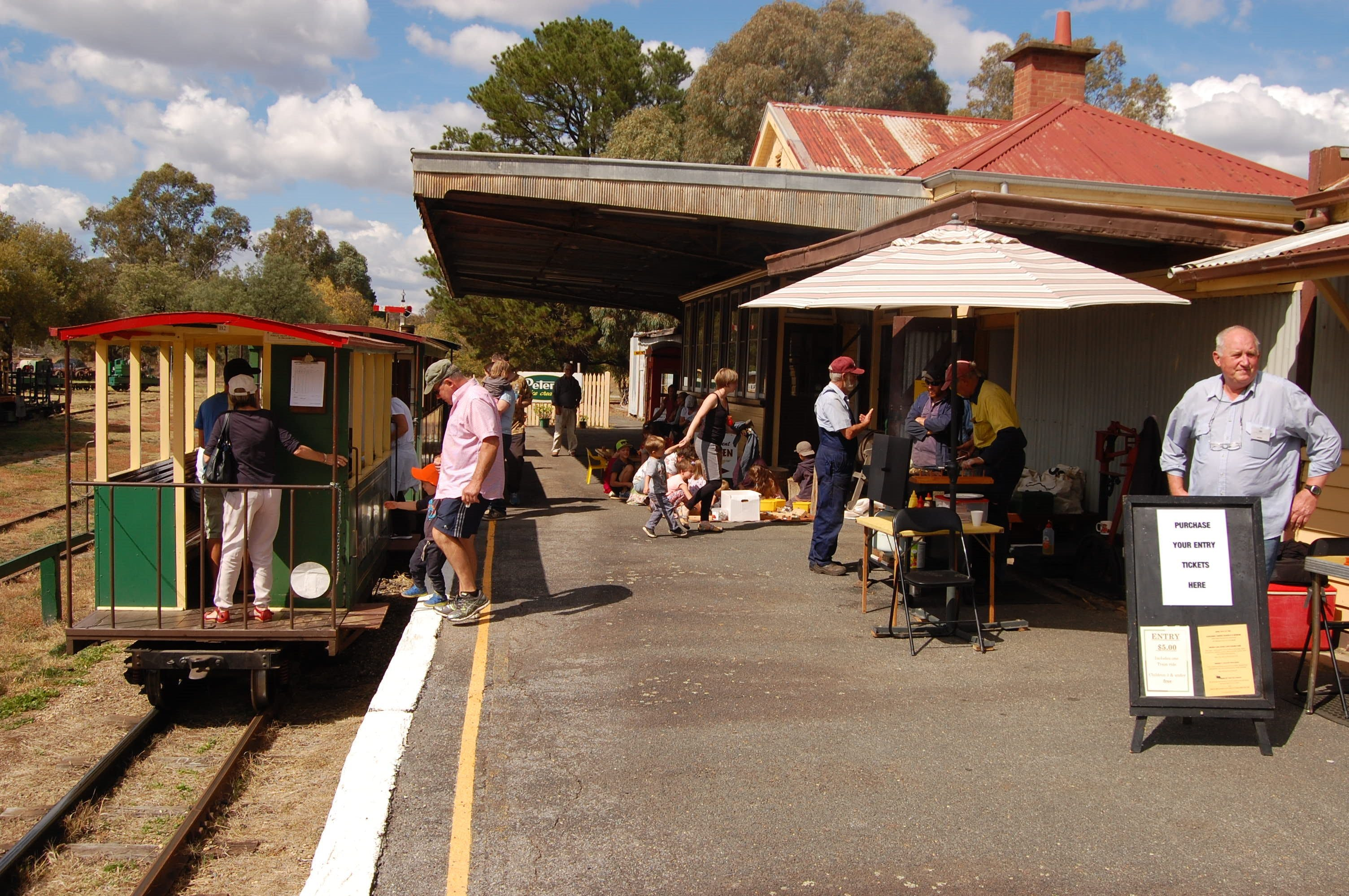 Alexandra Timber Tramway and Museum - Accommodation Sunshine Coast