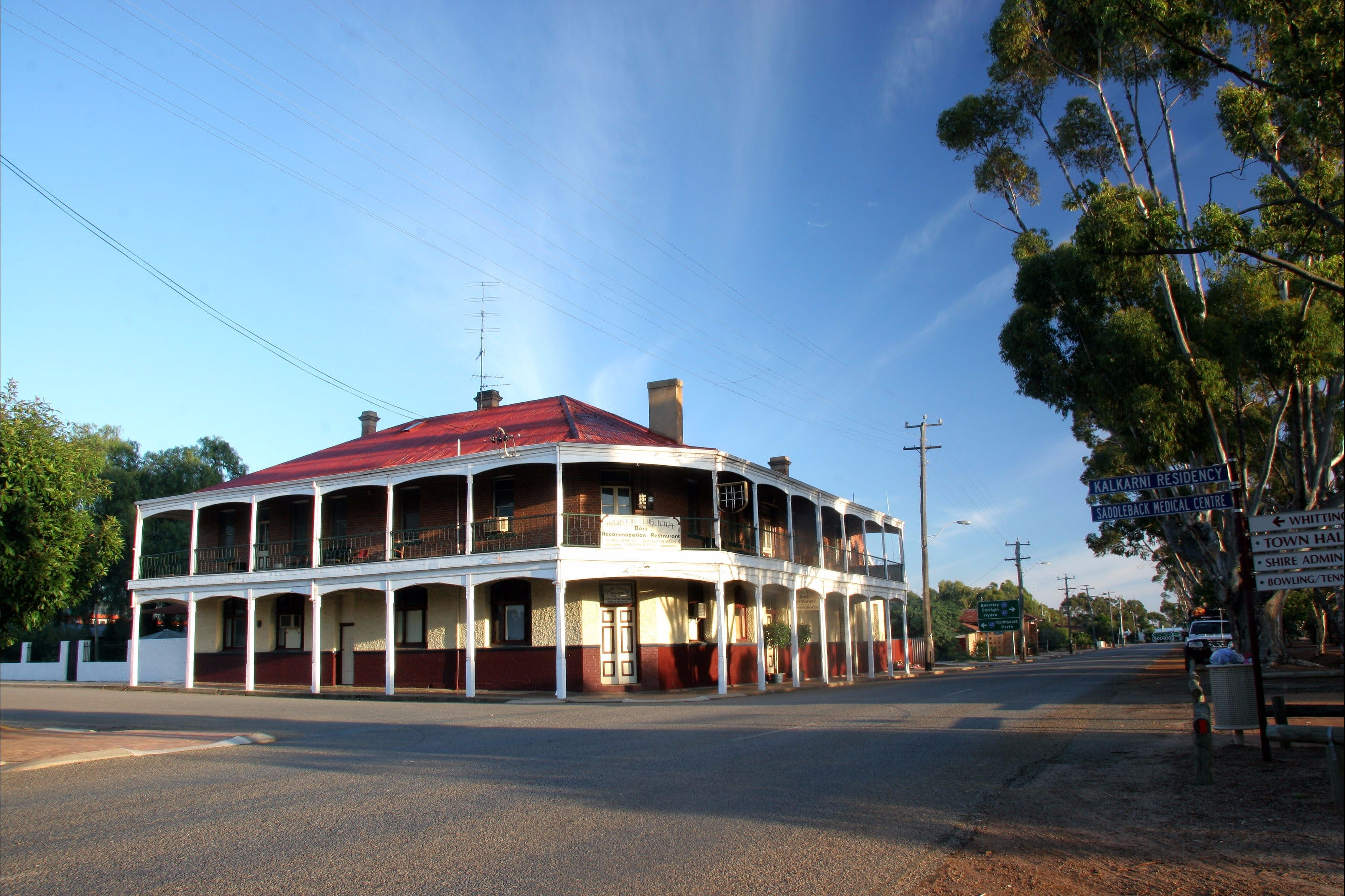 Brookton - Accommodation Sunshine Coast