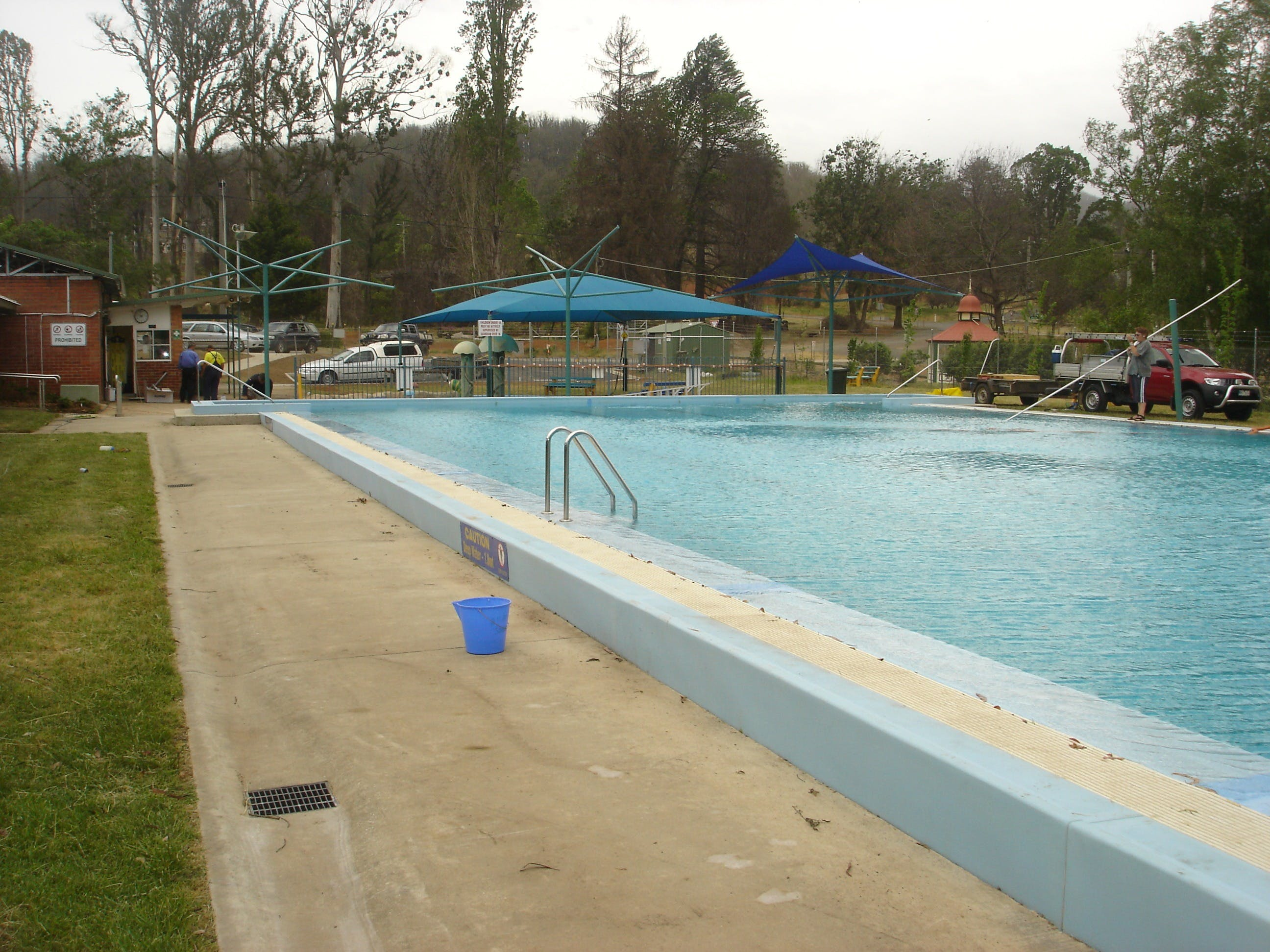 Marysville Outdoor Swimming Pool - Accommodation Sunshine Coast