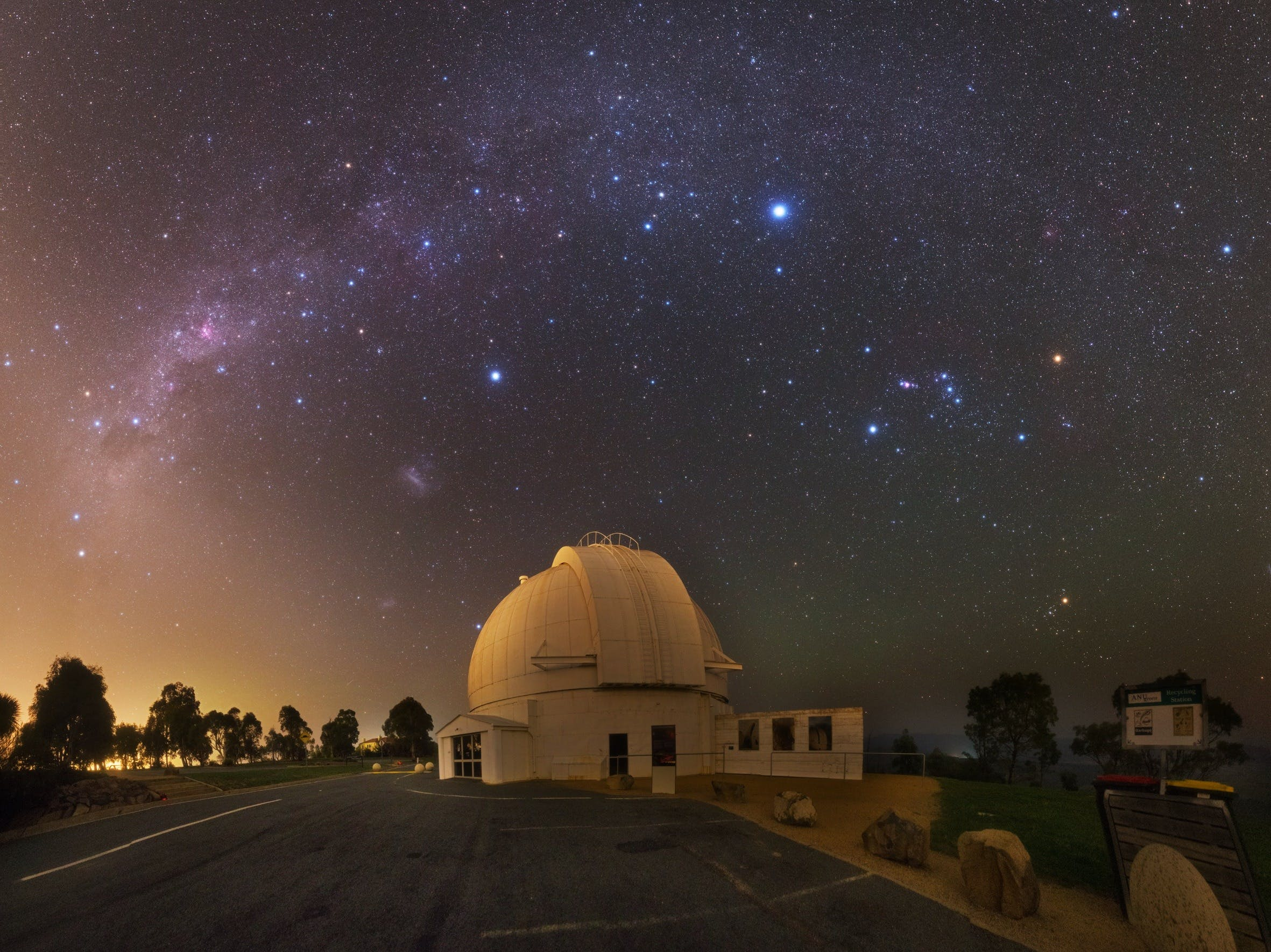 Mount Stromlo Observatory - Accommodation Sunshine Coast