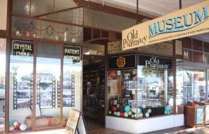 Old Pharmacy Museum  Childers - Accommodation Sunshine Coast