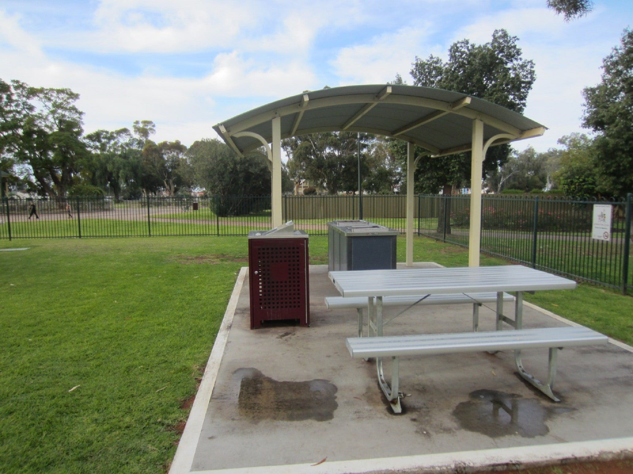 Sturt Park Reserve and Titanic Memorial - Accommodation Sunshine Coast