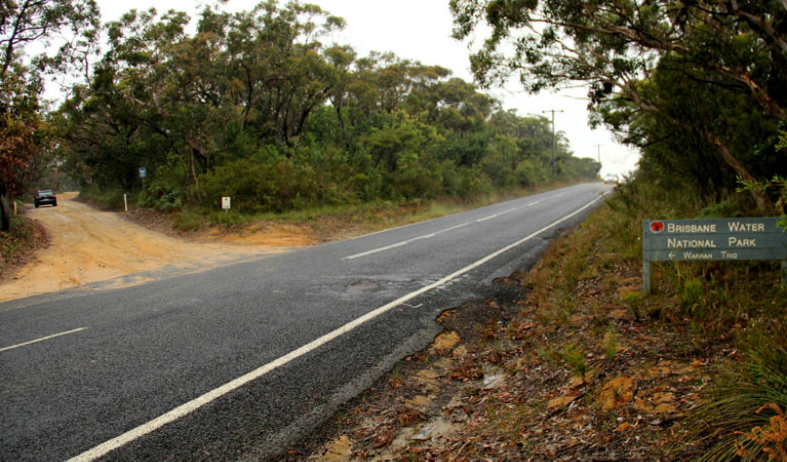 Warrah Trig cycling loop - Accommodation Sunshine Coast