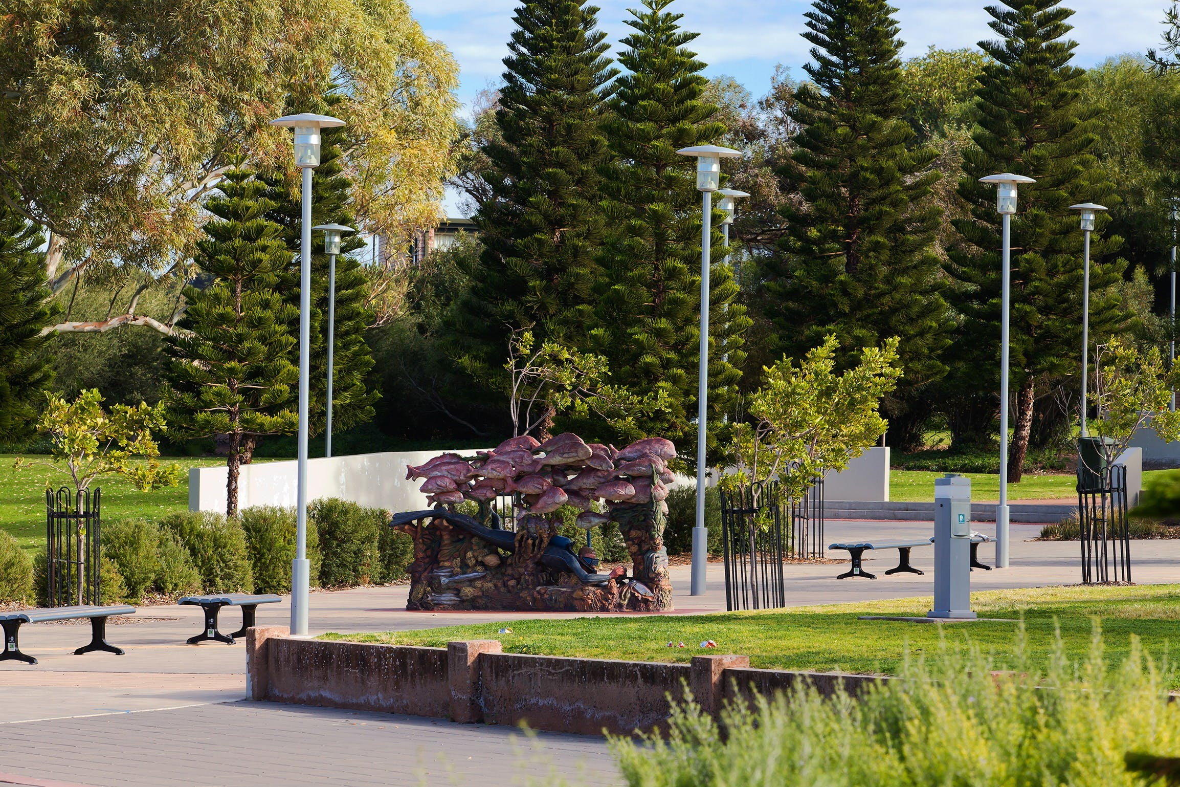 Whyalla Foreshore and Marina - Accommodation Sunshine Coast