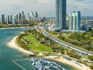 Broadwater Parklands - Accommodation Sunshine Coast