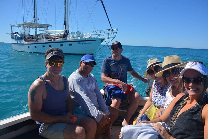 Great Barrier Reef Private Expedition Cruise min 4 day max 8 guests - Accommodation Sunshine Coast