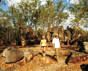 The Lost City - Litchfield National Park - Accommodation Sunshine Coast