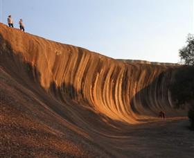 Wave Rock - Accommodation Sunshine Coast