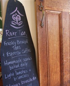 River Tea House - Accommodation Sunshine Coast