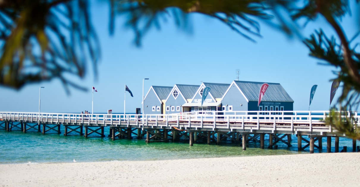 Busselton Jetty  Underwater Observatory Tour - Accommodation Sunshine Coast