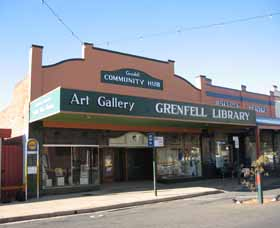 Grenfell Art Gallery - Accommodation Sunshine Coast