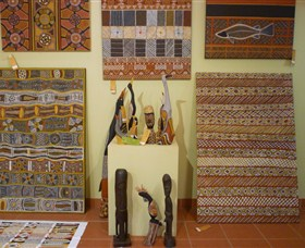 Tiwi Design Aboriginal Corporation - Accommodation Sunshine Coast