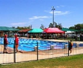 Charleville Swimming Pool - Accommodation Sunshine Coast