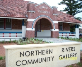Northern Rivers Community Gallery - Accommodation Sunshine Coast