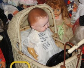 Little Darlings Doll Museum and Coffee Shop - Accommodation Sunshine Coast