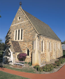 Uniting Church - York - Accommodation Sunshine Coast