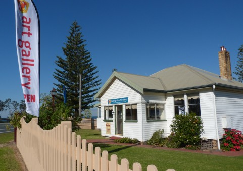 Hastings Fine Art Gallery - Accommodation Sunshine Coast