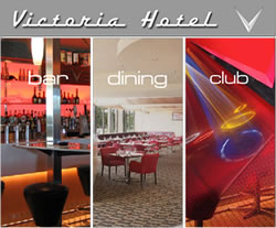 Victoria Hotel - Accommodation Sunshine Coast