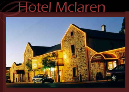 Hotel McLaren - Accommodation Sunshine Coast